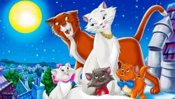 the aristocats names
